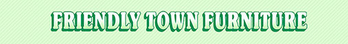 Friendly Town Furniture Logo